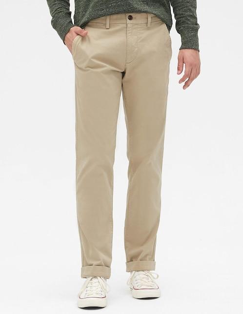Pantalón GAP straight con bolsa en GAP